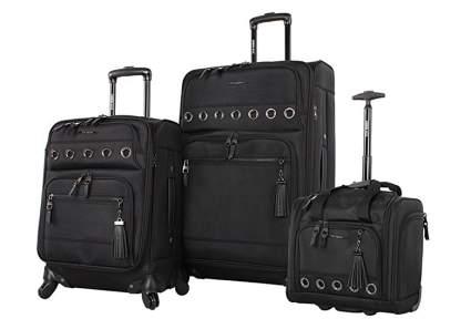 Steve Madden Softside Spinner Suitcase Set