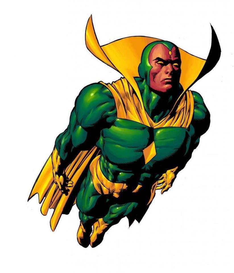 Vision Marvel