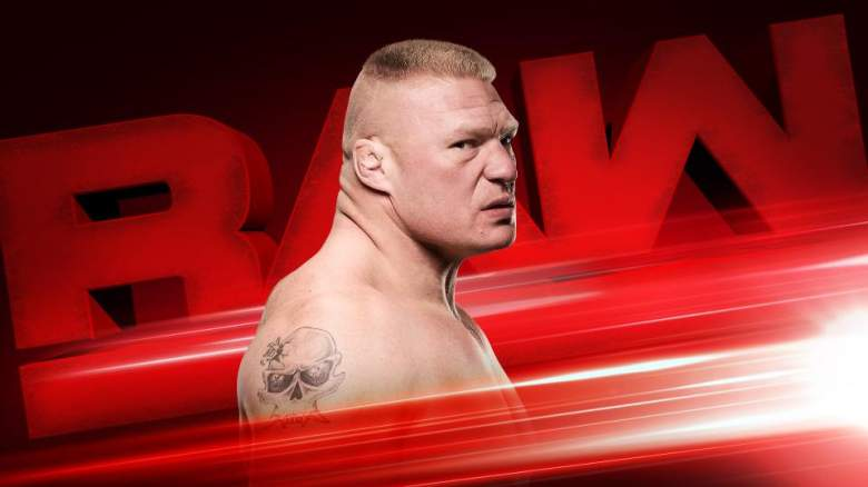 Monday Night Raw, Monday Night Raw brock lesnar, brock lesnar wwe
