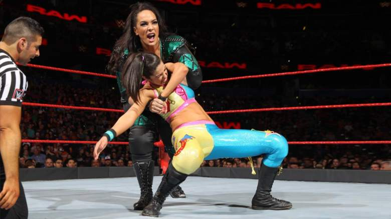 Monday Night Raw bayley, Monday Night Raw bayley nia jax, Monday Night Raw nia jax
