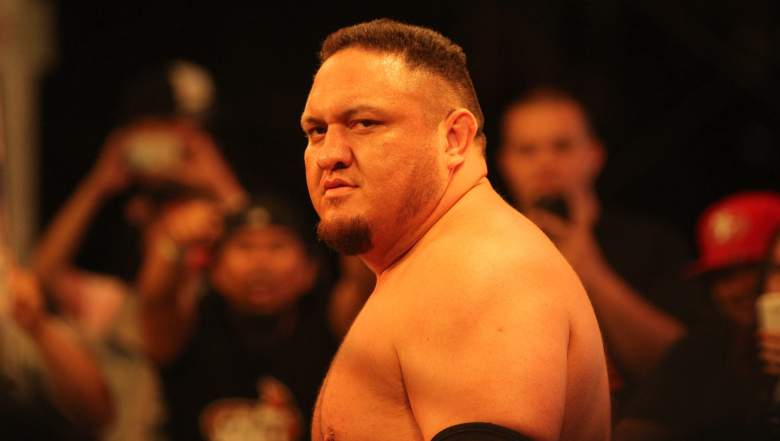 Will Samoa Joe appear at WWE Royal Rumble on January 29? (Flickr Commons)