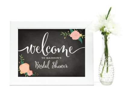 bridal shower decorations, bridal shower ideas, bridal shower decoration ideas, bridal shower centerpieces, bridal shower banner