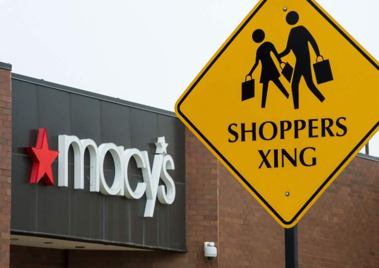 Macy's Storefront