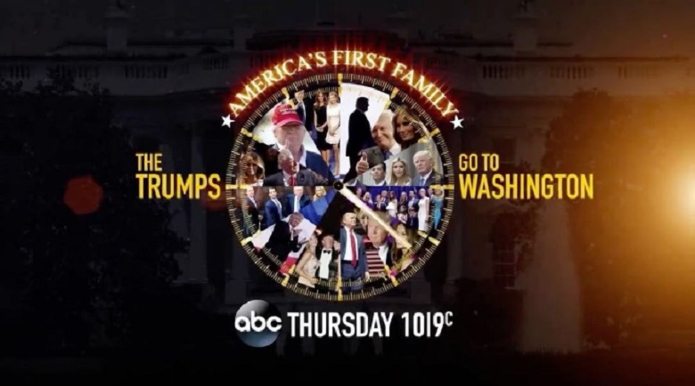 The Trumps Go to Washington, The Trumps Go to Washington Live Stream, Watch ABC Online, Watch Inauguration Special Online, Inauguration Special Live Stream, The Trumps Go to Washington Live Stream, America's First Family Live Stream