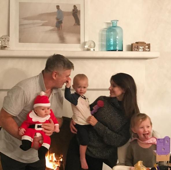 Hilaria Baldwin Instagram, Hilaria Baldwin family, Alec Baldwin wife