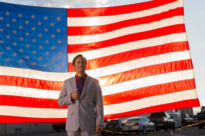 Bob Odenkirk as Jimmy McGill in Better Call Saul - Season 2, Episode 10. Photo Credit: Ursula Coyote/Sony Pictures Television/AMC