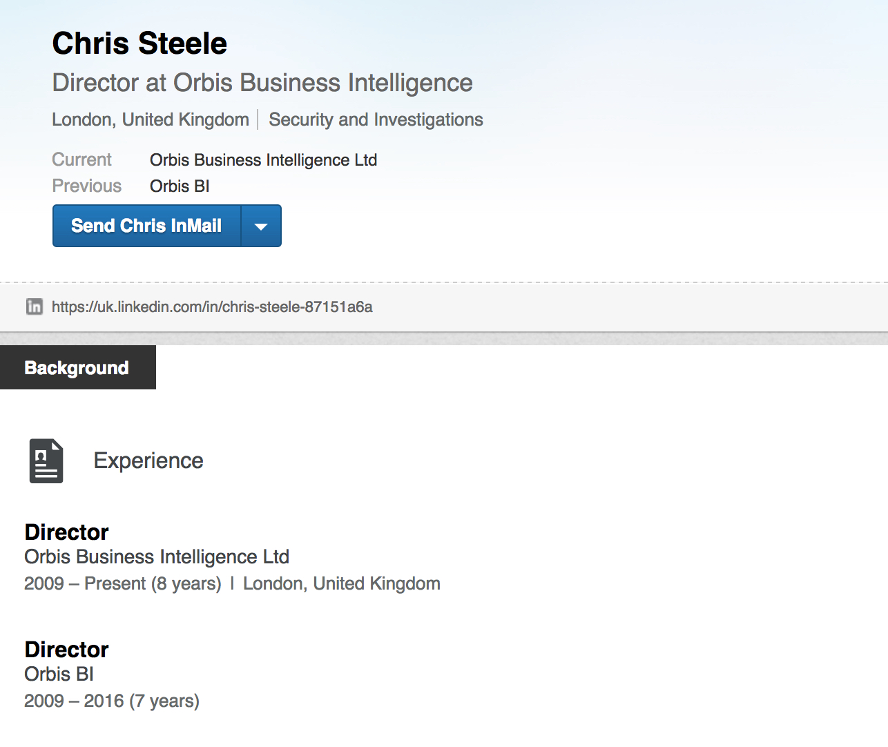 christopher steele, chris steele, christopher steele british agent, christopher steele linkedin, christopher steele donald trump