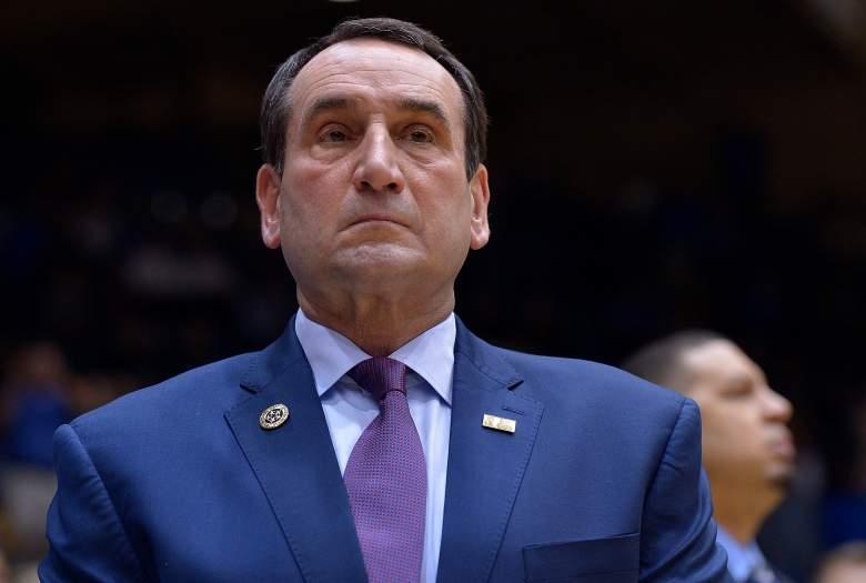 grayson allen,coach k,nc state basketball,duke vs nc state,where is coach k