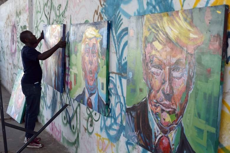 donald trump art, donald trump nin, donald trump president, donald trump trent reznor