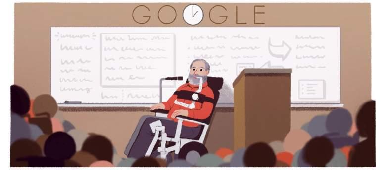 Google Doodle, Ed Roberts Google Doodle, Google Doodle Today