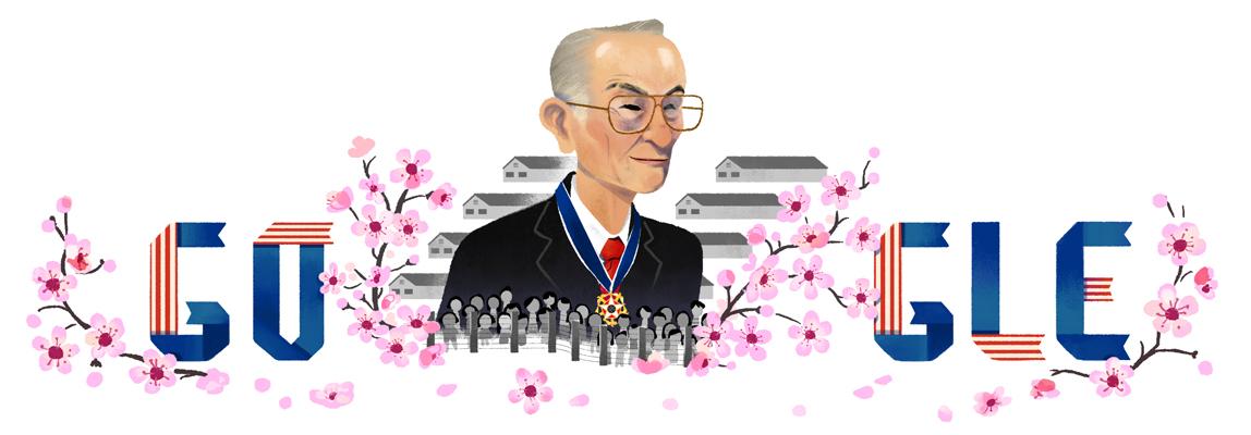 fred korematsu google doodle