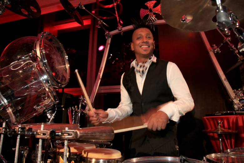 DJ Ravi Drums performs at the 4th Annual Rock The Kasbah Gala in Supoprt of Virgin Unite in the Grand Hall at the Dorothy Chandler Pavililon on November 11, 2010 in Los Angeles, California. (Getty)