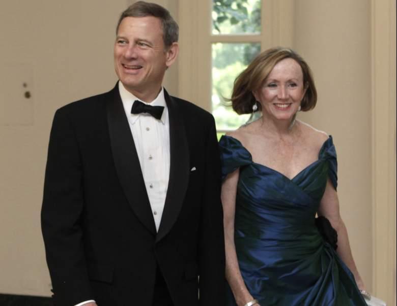 John Roberts Wife, John Roberts Jane Roberts, John Roberts Jane Roberts 2011