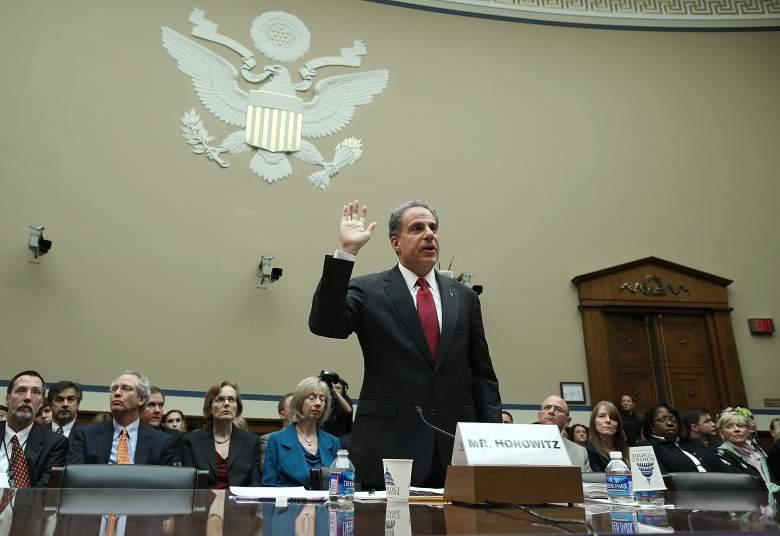 Michael Horowitz house before committee, Michael Horowitz capitol hill, Michael Horowitz testimony