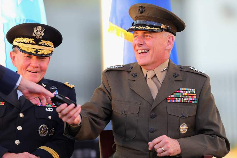 John Kelly, Donald Trump Homeland Security, Donald Trump John Kelly