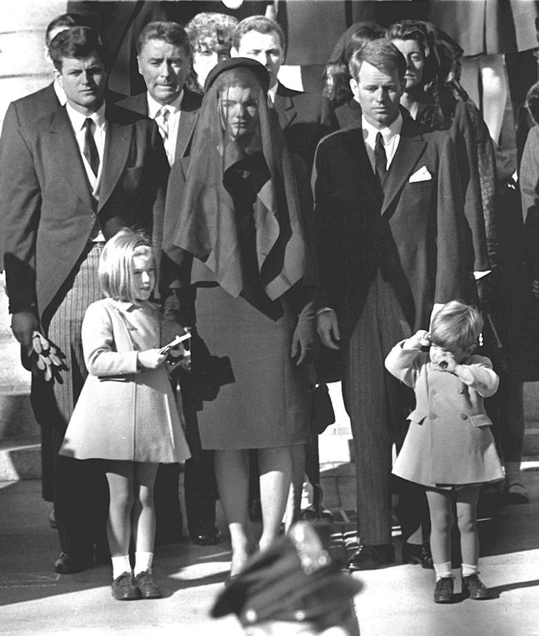 jfk, presidential sons, jfk jr.