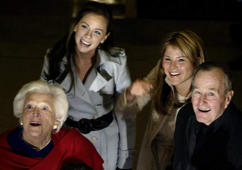 Barbara Bush, George H.W. Bush, George Bush dead, George Bush grandchildren, George Bush wife
