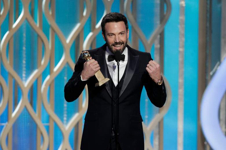 Ben Affleck, Ben Affleck Golden Globes, Golden Globes presenters, Golden Globes 2017