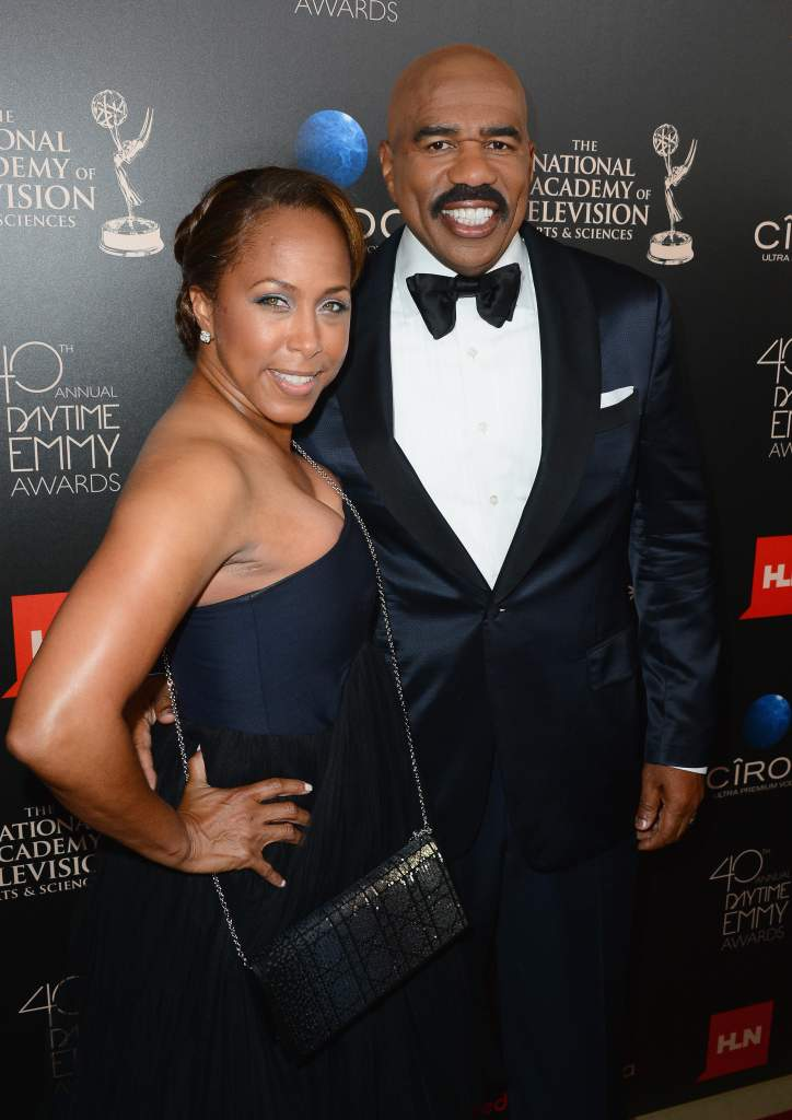 Steve Harvey Wife, Steve Harvey Kids, Steve Harvey's Family, Steve Harvey and Marjorie Bridges-Woods