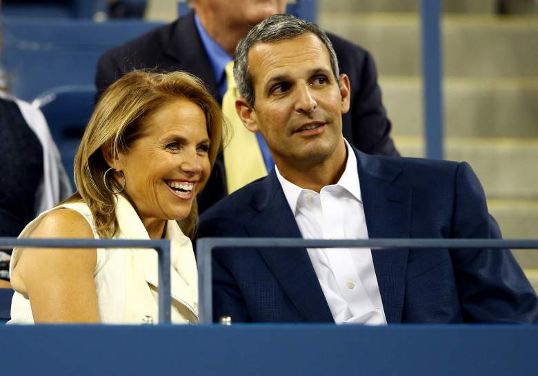 Katie Couric husband, John Molner 2016, Katie Couric married