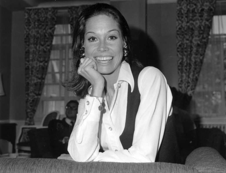 Mary Tyler Moore's son died at the age of 24. (Getty)