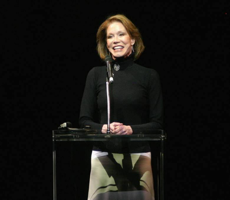 Mary Tyler Moore (Getty)