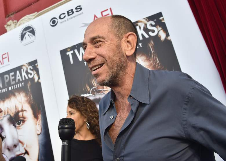 "LOS ANGELES, CA - JULY 16: Actor Miguel Ferrer arrives to The American Film Institute Presents ""Twin Peaks-The Entire Mystery"" Blu-Ray/DVD Release Screening at the Vista Theatre on July 16, 2014 in Los Angeles, California. (Photo by Alberto E. Rodriguez/Getty Images)"