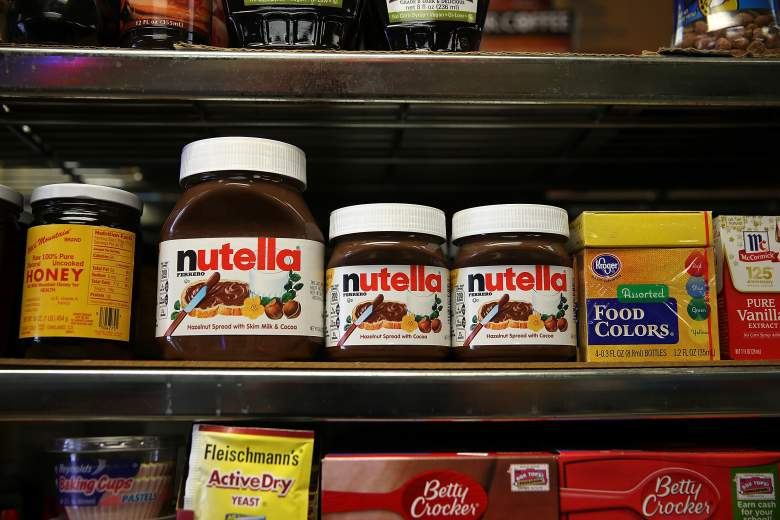 Science says Nutella can cause cancer, Nutella cancer, Study shows nutella causes cancer