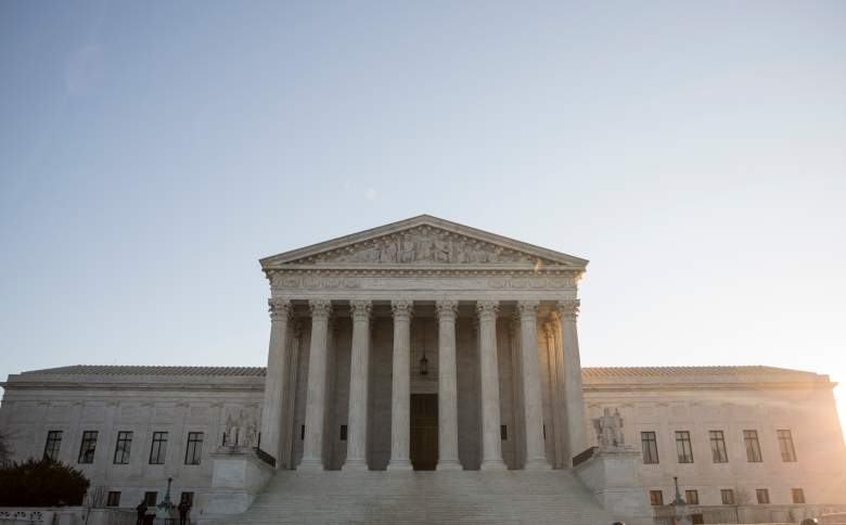 Supreme Court, Supreme Court confirmation, Supreme Court judge Trump
