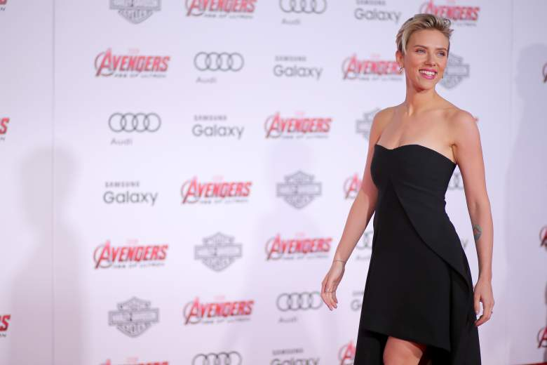 Scarlett Johansson Age of Ultron, Scarlett Johansson Age of Ultron red carpet, Scarlett Johansson avengers red carpet