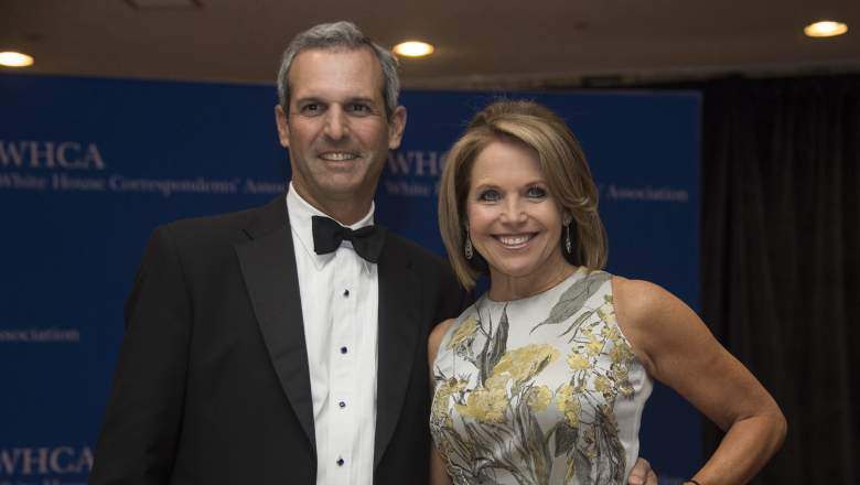 Katie Couric's husband