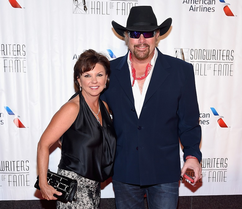 Tricia Lucus, Tricia Lucus Photos, Toby Keith, Toby Keith Wife, Toby Keith Married, Who Is Toby Keith Married To, Toby Keith Inauguration