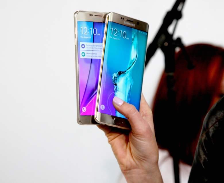 Samsung, Galaxy S6 edge, Galaxy Note5, bixby