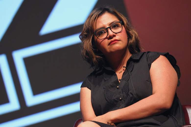 Cristela Alonzo attends the Latino In America held at Occidental College on October 15, 2015 in Los Angeles, California. (Getty)