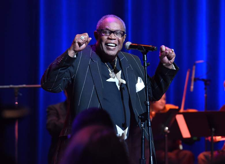 Sam Moore performs during the Memphis Music Hall of Fame Induction Ceremony in October 2015. (Getty)