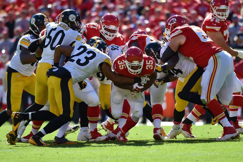 steelers vs. chiefs, when, what time, nfl playoffs, divisional round, where, kickoff, start