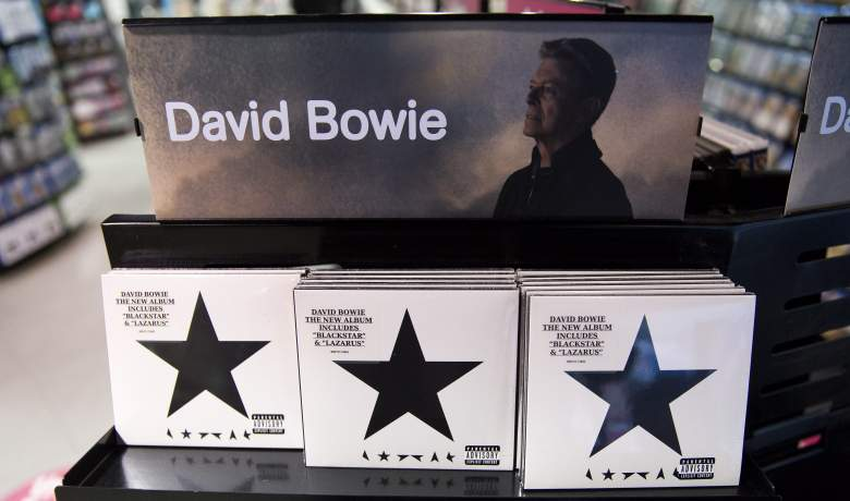 David Bowie Death, David Bowie Blackstar, David Bowie Hidden Messages on Blackstar, David Bowie & Kendrick Lamar, David Bowie and Duncan Moon, David Bowie and Iman, David Bowie Blackstar Packaging, David Bowie liver cancer""