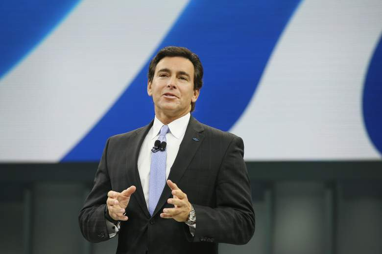 Mark Fields North American International Auto Show, Mark Fields Ford, Mark Fields Ford ceo