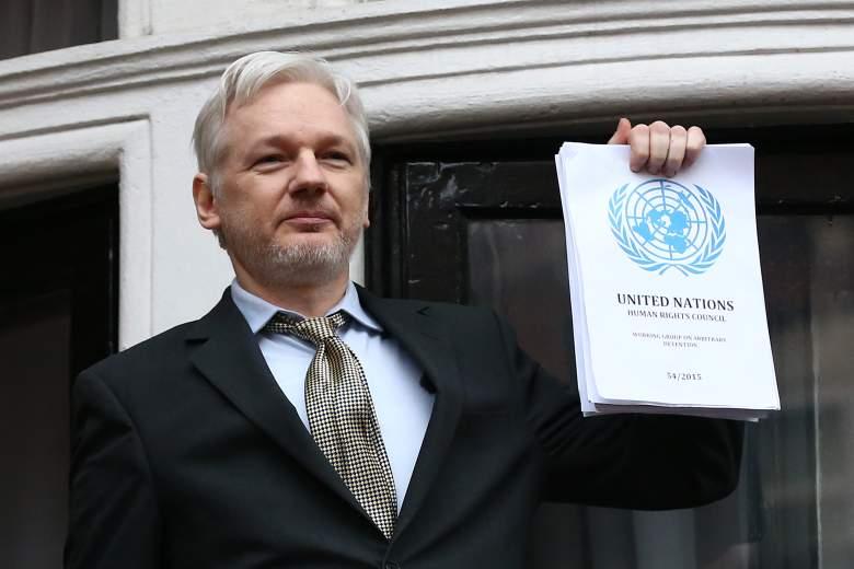 seth rich assange
