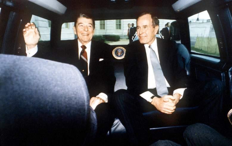 Ronald Reagan George HW Bush, George Bush Ronald Reagan, Ronald Reagan Vice President