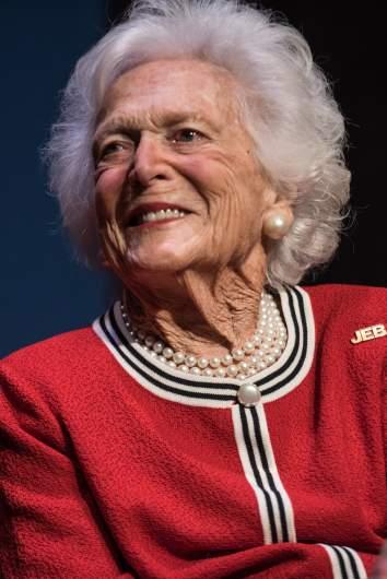 Barbara Bush, Barbara Bush dead, George Bush Sr. dead, George H.W.dead, George H.W. wife