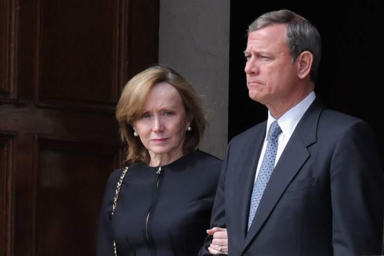 John Roberts Wife, John Roberts Jane Roberts, Jane Roberts john roberts scalia funeral