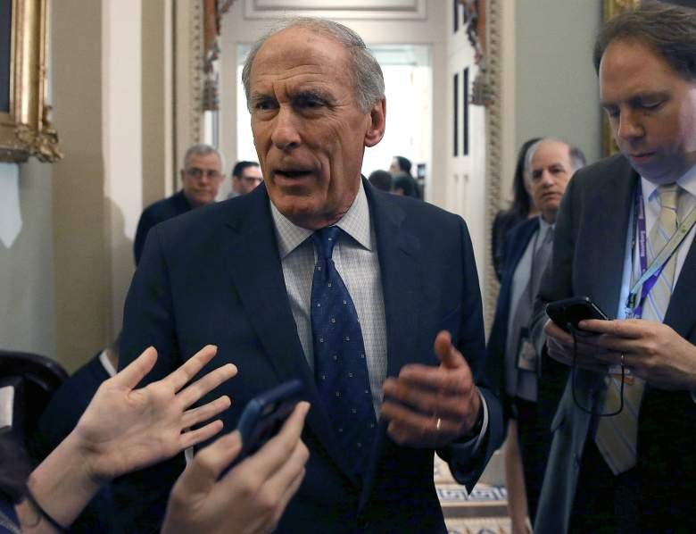 Dan Coats Donald Trump, Donald Trump appointments, Director of National Intelligence