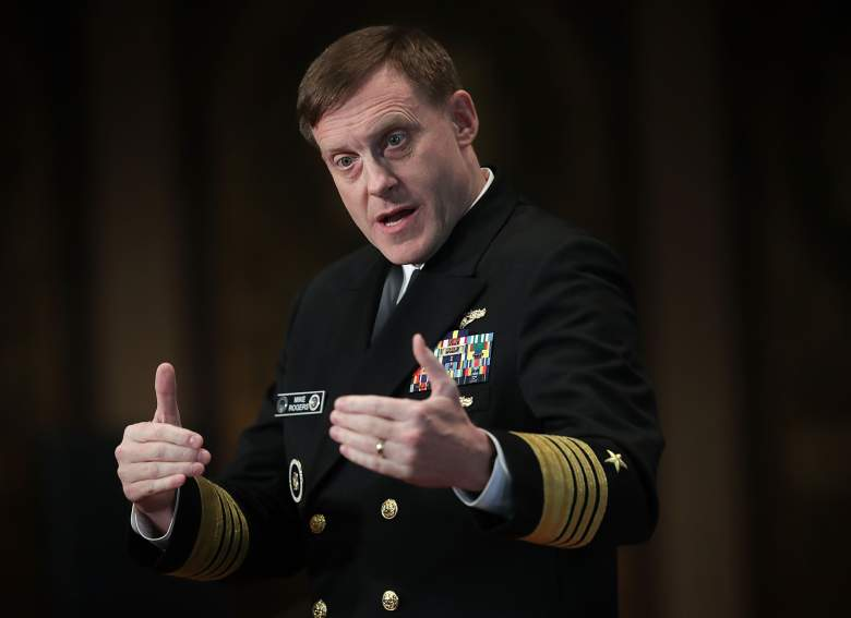 Michael Rogers georgetown university, Michael Rogers nsa, Michael Rogers speech
