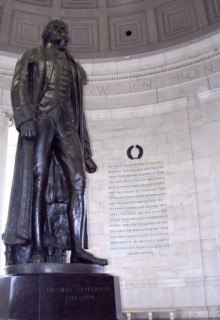 thomas jefferson, inaugural quotes, inaugural address