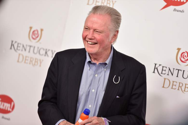 on Voight attends the 142nd Kentucky Derby at Churchill Downs on May 07, 2016 in Louisville, Kentucky. (Getty)