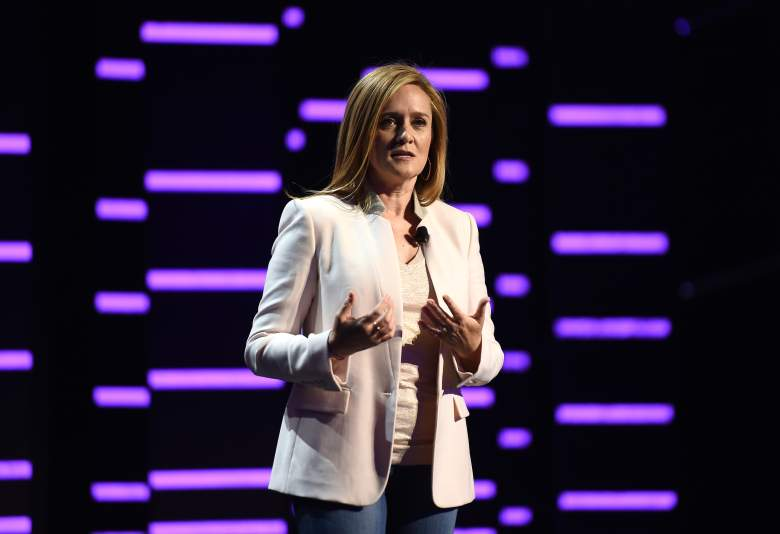 Samantha Bee, Not The White House Correspondents Dinner host, Not The White House Correspondents Dinner start time
