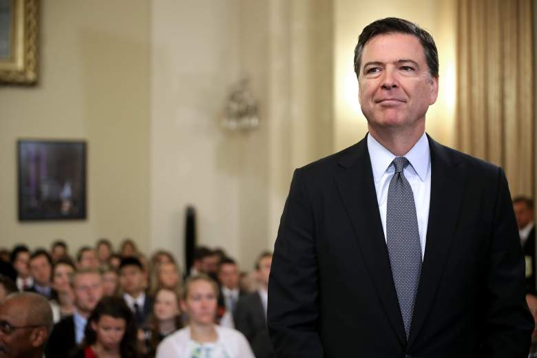 James Comey FBI, James Comey homeland security committee, James Comey testimony