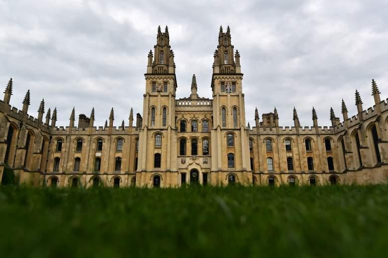 Oxford University all souls, Oxford University all souls college, all souls college campus