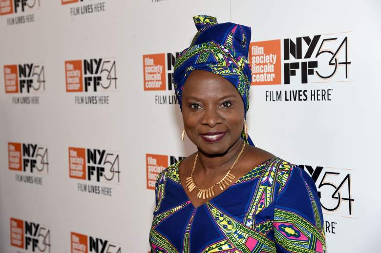 "Angelique Kidjo attends the 54th New York Film Festival Opening Night Gala Presentation and ""13th"" World Premiere Red Carpet at Alice Tully Hall at Lincoln Center on September 30, 2016 in New York City. (Getty)"
